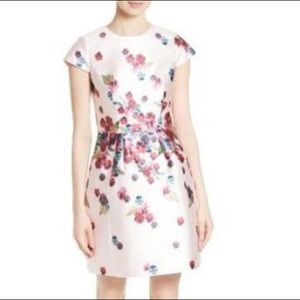 Ted Baker Ibia pansy dress-size 8-NWT